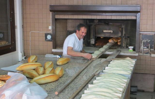 Bakery, Marmaris