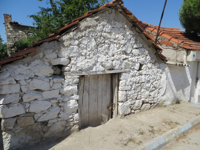Stone structure in Bademli