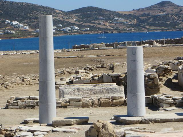 Ruins of Temple of Apollo, Despotiko Island