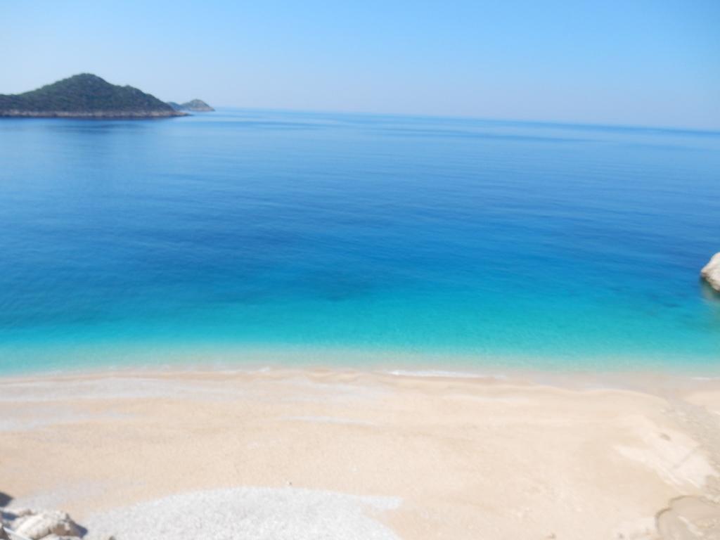 Kaputas Beach on the KaÅŸ - Kalkan road