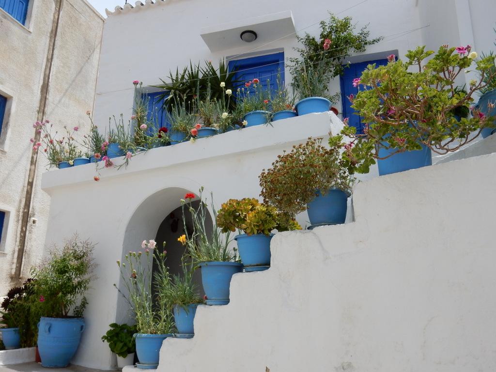 House in chora, Kythnos