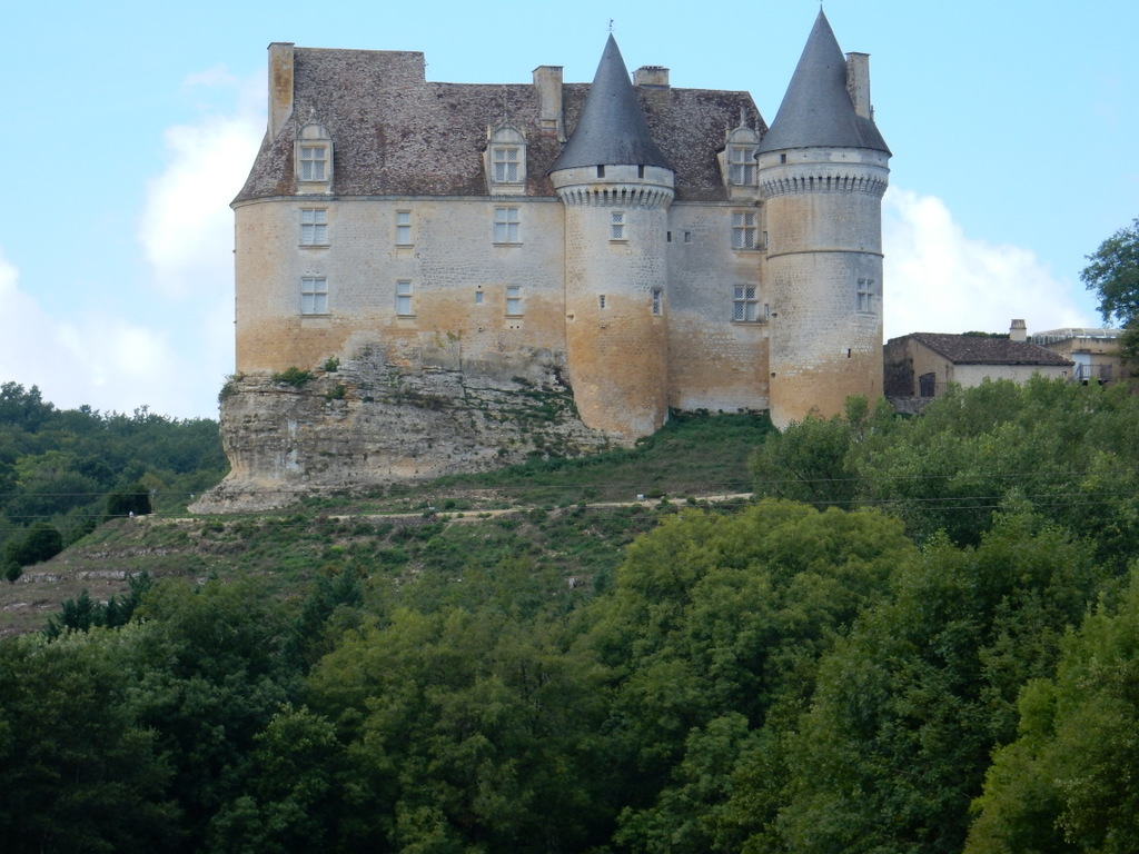 Chateau near Ste. Sabine-Born